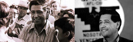 ur sincere thanks to Oscar Castillo and Bob Fitch for the use of their photos of Cesar Chavez.